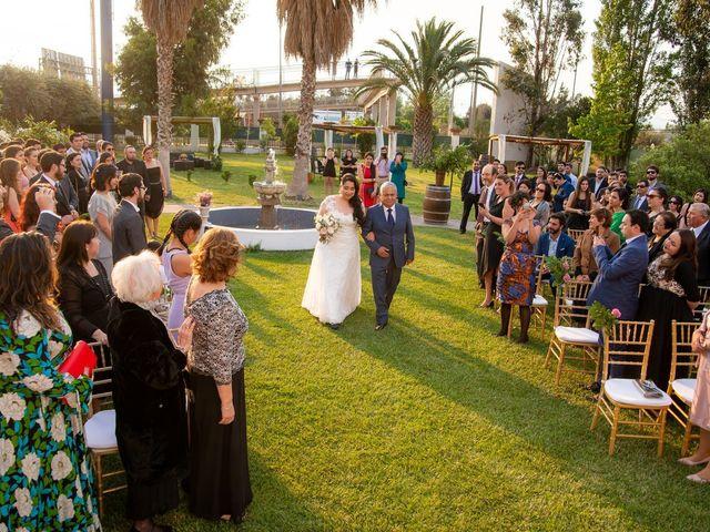 El matrimonio de Francisco y Nataly en Colina, Chacabuco 32