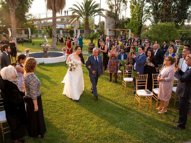 El matrimonio de Francisco y Nataly en Colina, Chacabuco 33