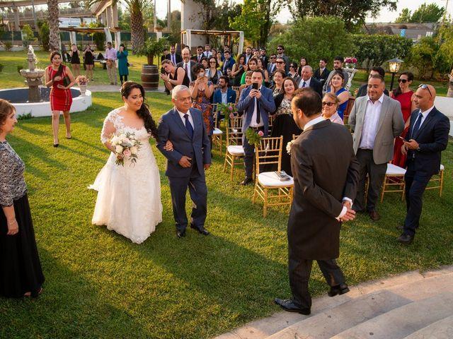 El matrimonio de Francisco y Nataly en Colina, Chacabuco 34