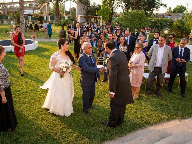 El matrimonio de Francisco y Nataly en Colina, Chacabuco 35