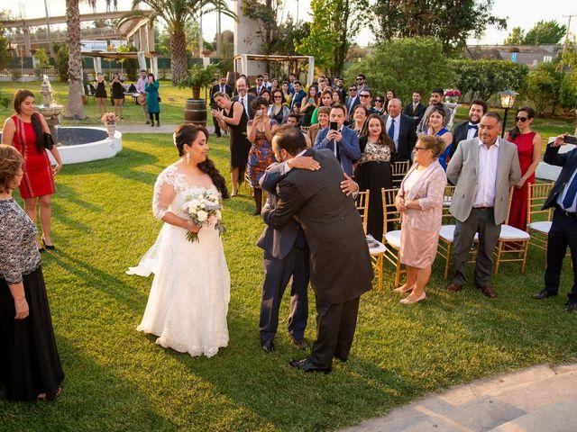 El matrimonio de Francisco y Nataly en Colina, Chacabuco 36
