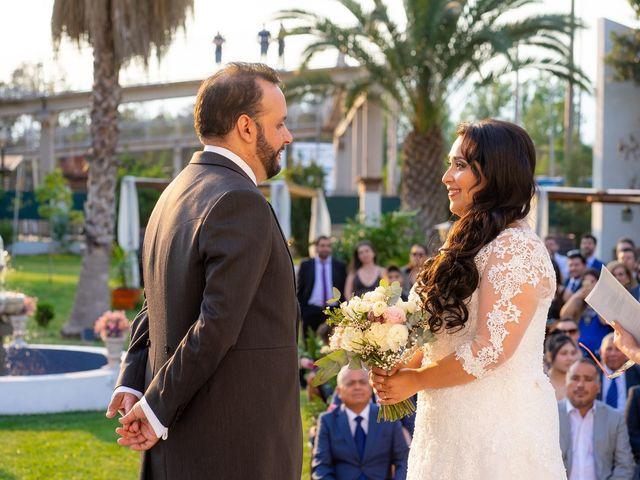El matrimonio de Francisco y Nataly en Colina, Chacabuco 37