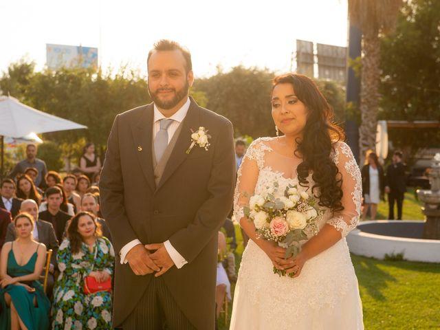 El matrimonio de Francisco y Nataly en Colina, Chacabuco 42