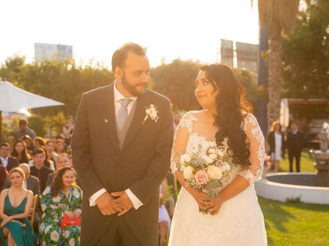 El matrimonio de Francisco y Nataly en Colina, Chacabuco 43