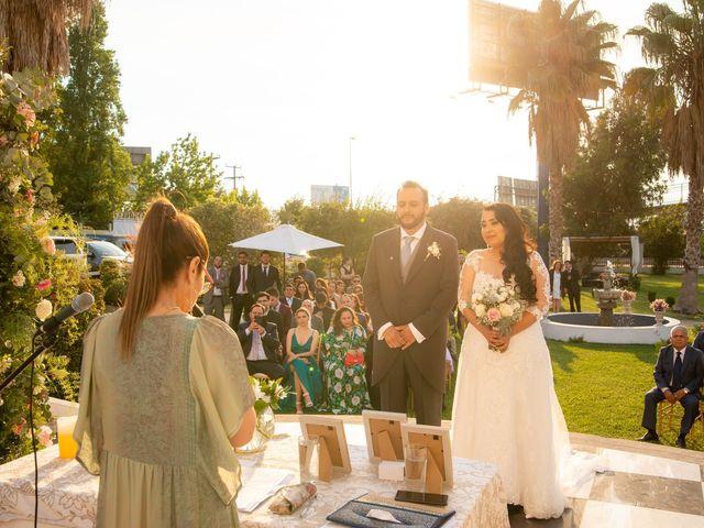 El matrimonio de Francisco y Nataly en Colina, Chacabuco 44