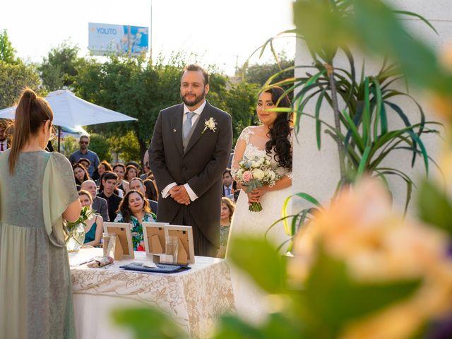 El matrimonio de Francisco y Nataly en Colina, Chacabuco 46