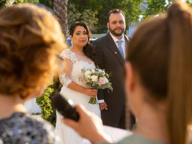 El matrimonio de Francisco y Nataly en Colina, Chacabuco 48