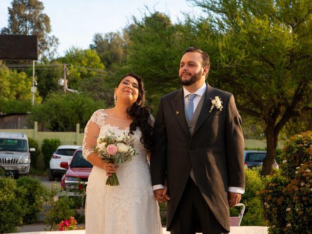 El matrimonio de Francisco y Nataly en Colina, Chacabuco 49