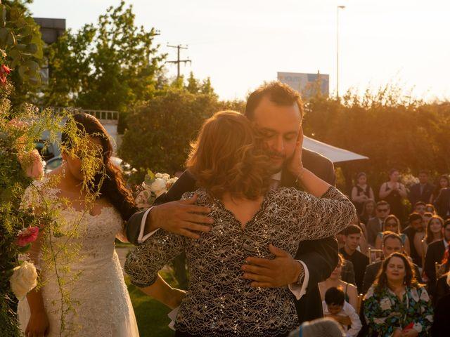 El matrimonio de Francisco y Nataly en Colina, Chacabuco 50