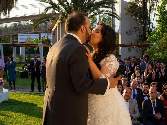 El matrimonio de Francisco y Nataly en Colina, Chacabuco 53
