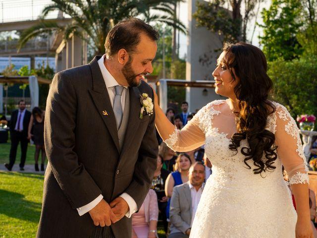 El matrimonio de Francisco y Nataly en Colina, Chacabuco 54