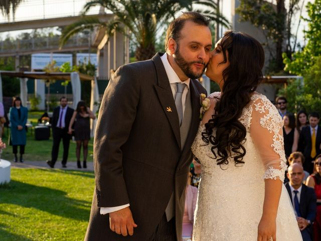 El matrimonio de Francisco y Nataly en Colina, Chacabuco 55