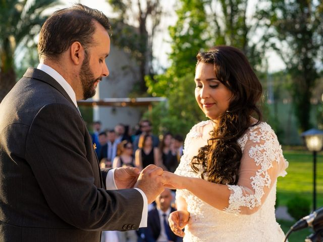 El matrimonio de Francisco y Nataly en Colina, Chacabuco 56