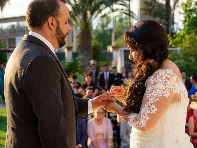El matrimonio de Francisco y Nataly en Colina, Chacabuco 57