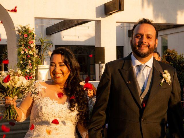 El matrimonio de Francisco y Nataly en Colina, Chacabuco 59