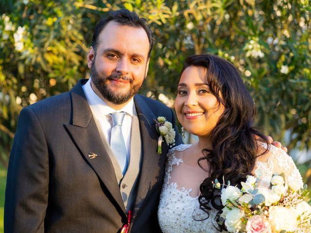 El matrimonio de Francisco y Nataly en Colina, Chacabuco 61