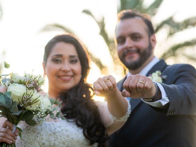 El matrimonio de Francisco y Nataly en Colina, Chacabuco 66