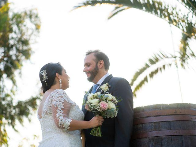 El matrimonio de Francisco y Nataly en Colina, Chacabuco 71