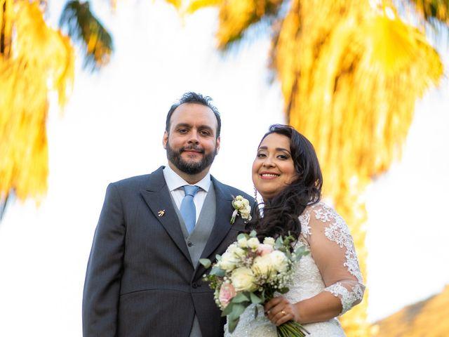 El matrimonio de Nataly y Francisco