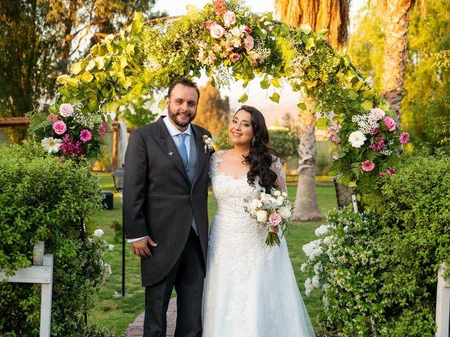 El matrimonio de Francisco y Nataly en Colina, Chacabuco 74