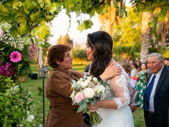 El matrimonio de Francisco y Nataly en Colina, Chacabuco 75