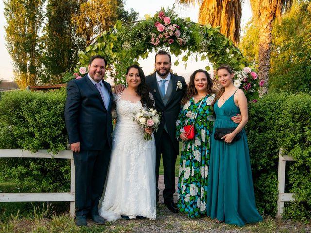 El matrimonio de Francisco y Nataly en Colina, Chacabuco 76