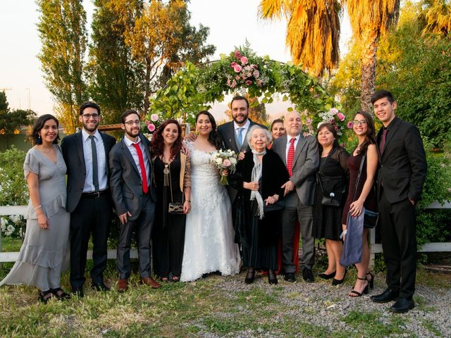 El matrimonio de Francisco y Nataly en Colina, Chacabuco 77