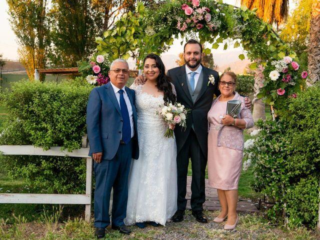 El matrimonio de Francisco y Nataly en Colina, Chacabuco 78