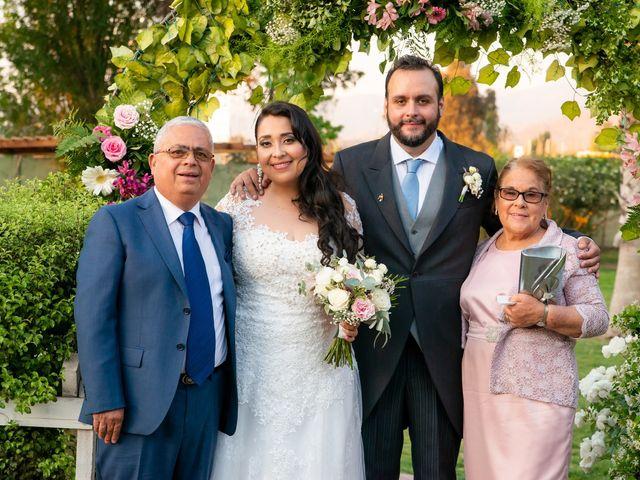 El matrimonio de Francisco y Nataly en Colina, Chacabuco 79