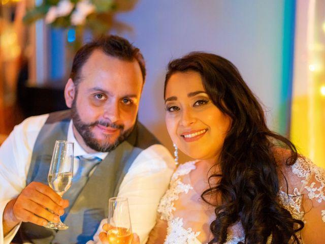 El matrimonio de Francisco y Nataly en Colina, Chacabuco 85