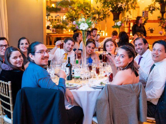 El matrimonio de Francisco y Nataly en Colina, Chacabuco 87