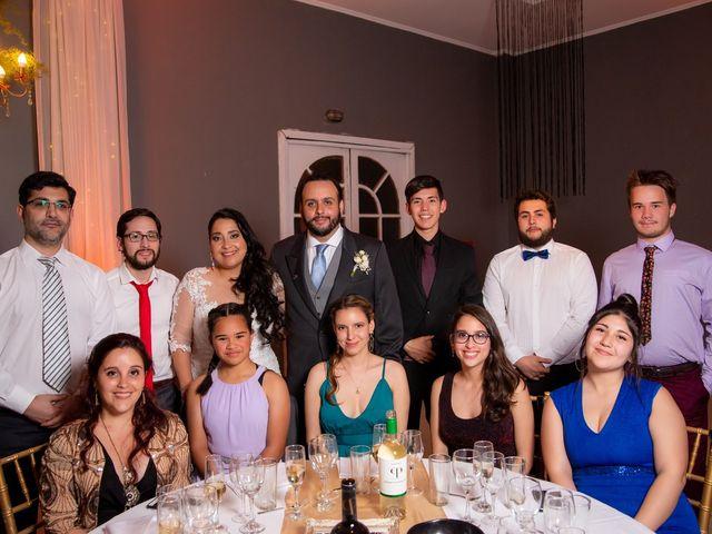 El matrimonio de Francisco y Nataly en Colina, Chacabuco 88