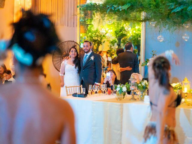 El matrimonio de Francisco y Nataly en Colina, Chacabuco 90