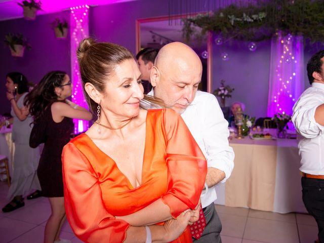 El matrimonio de Francisco y Nataly en Colina, Chacabuco 105