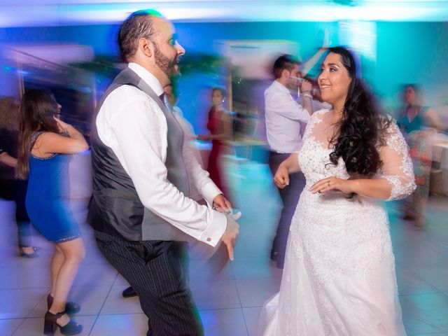 El matrimonio de Francisco y Nataly en Colina, Chacabuco 115
