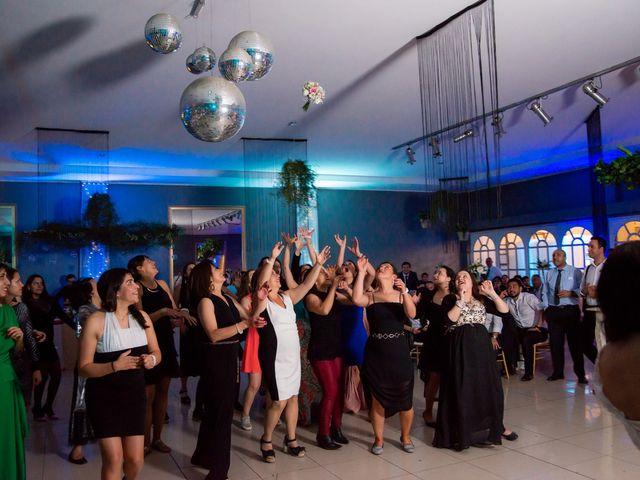 El matrimonio de Francisco y Nataly en Colina, Chacabuco 122