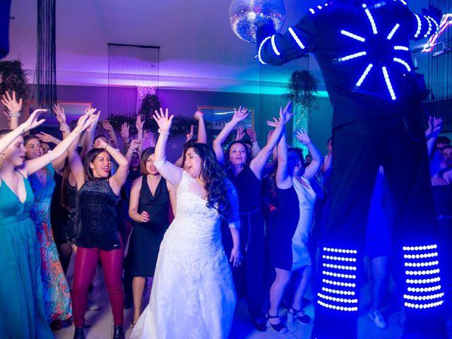 El matrimonio de Francisco y Nataly en Colina, Chacabuco 137