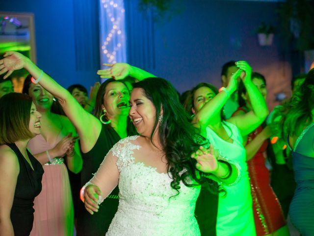 El matrimonio de Francisco y Nataly en Colina, Chacabuco 138