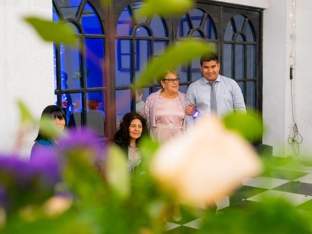 El matrimonio de Francisco y Nataly en Colina, Chacabuco 152