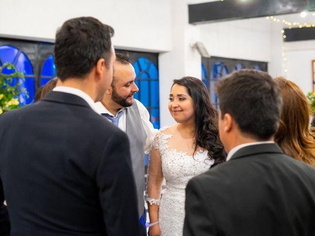 El matrimonio de Francisco y Nataly en Colina, Chacabuco 154