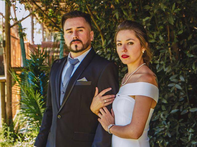 El matrimonio de Nicolás y Oriettta en Isla de Maipo, Talagante 1