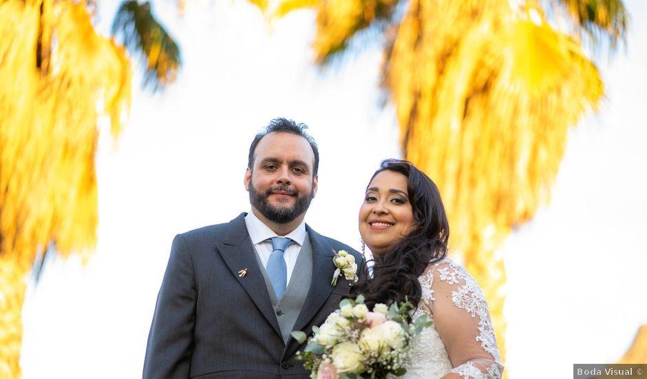 El matrimonio de Francisco y Nataly en Colina, Chacabuco