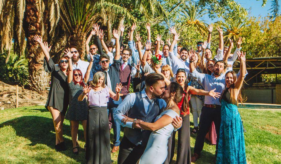 El matrimonio de Nicolás y Oriettta en Isla de Maipo, Talagante