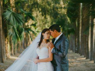 El matrimonio de Ricardo y Katherine