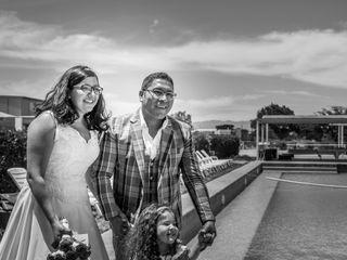 El matrimonio de Pilar y Cesar