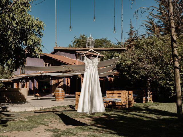 El matrimonio de Ramón y Bárbara en San Bernardo, Maipo 25