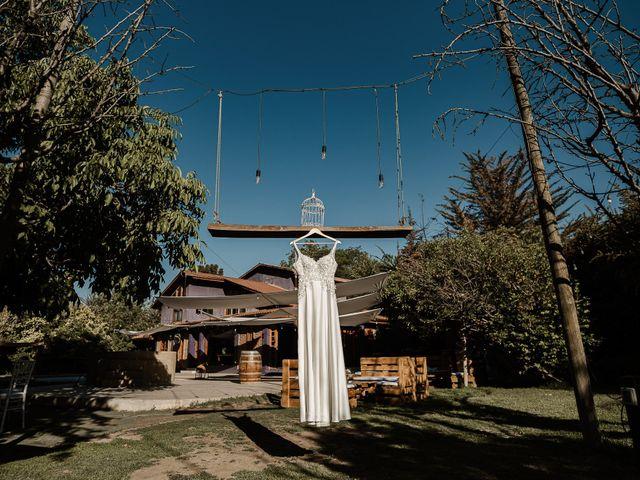 El matrimonio de Ramón y Bárbara en San Bernardo, Maipo 26