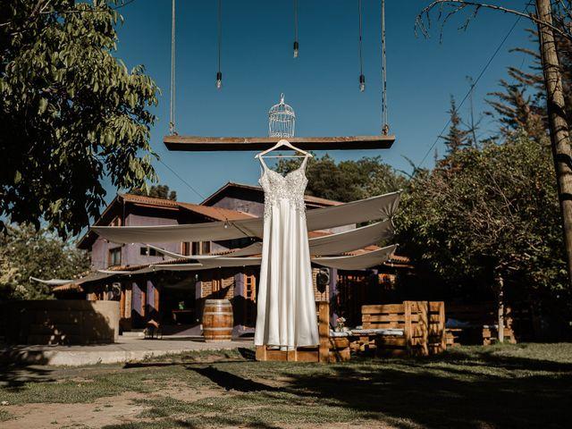 El matrimonio de Ramón y Bárbara en San Bernardo, Maipo 27