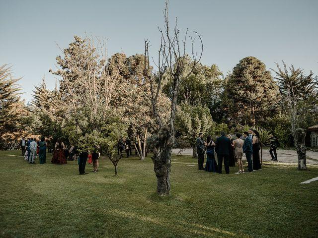 El matrimonio de Ramón y Bárbara en San Bernardo, Maipo 49