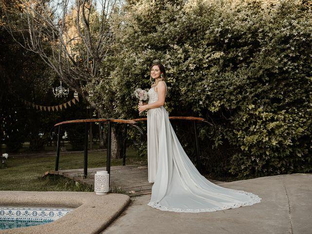 El matrimonio de Ramón y Bárbara en San Bernardo, Maipo 55